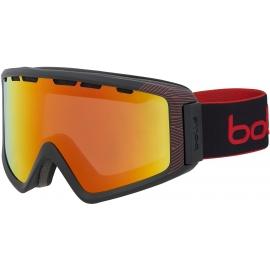 Bolle Z5 OTG SHINY BLACK/RED