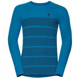 Odlo JUL PRINT THIRTL/S CREW NECK - Pánske tričko