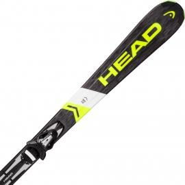 Head SHAPE 3.0 PP9 + SX10 - Zjazdové lyže