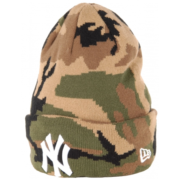18a02ce9d New Era MLB NEW YORK YANKEES - Klubová zimná čiapka