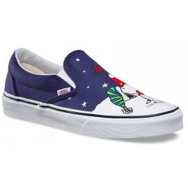 Vans UA CLASSIC SLIP-ON PEANUTS - Dámska vychádzková obuv b6dfce03b72