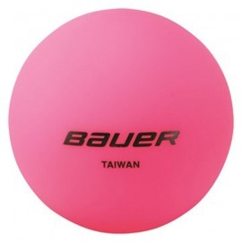 Bauer HOCKEY BALL COOL PINK - Loptička