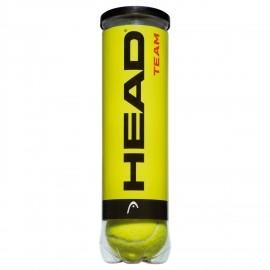 Head HEAD Team 3ks - Tenisové loptičky
