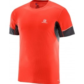 Salomon AGILE SS TEE M - Pánske tričko
