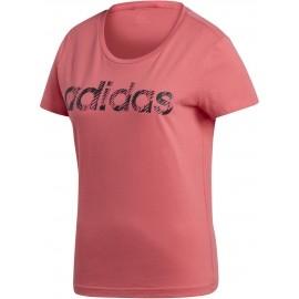 adidas W COM MS T - Dámske tričko