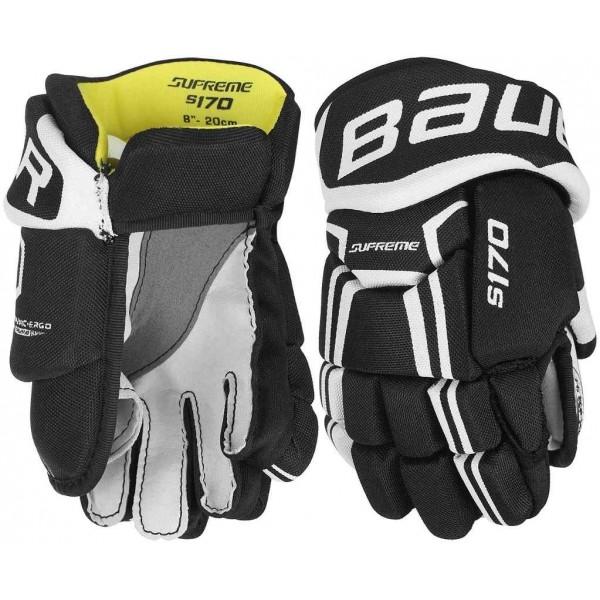 Bauer SUPREME S170 YTH - Detské hokejové rukavice