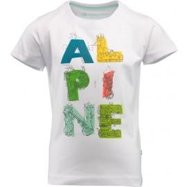 Alpine Pro HALLO - Detské tričko