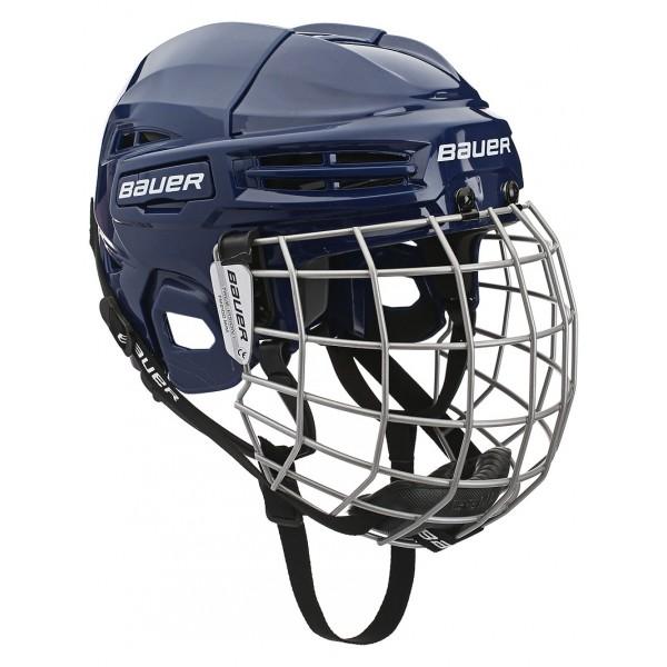 Bauer IMS 5.0 COMBO - Hokejová prilba