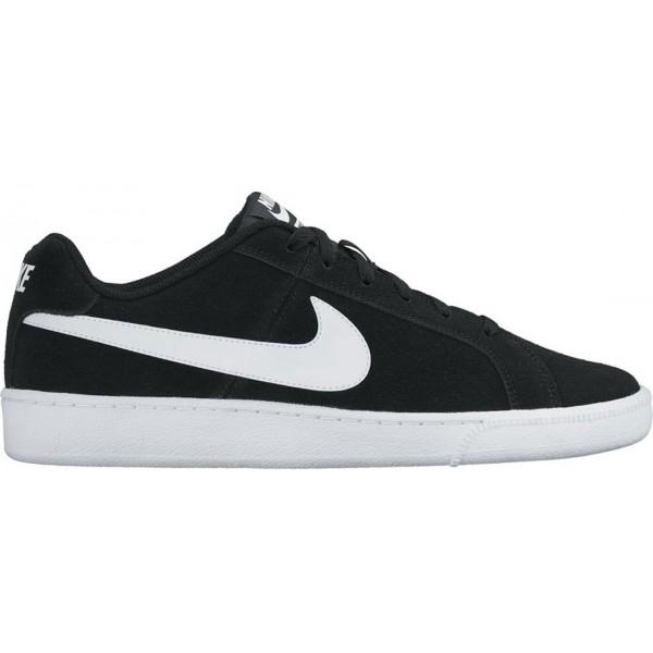 Nike COURT ROYALE SUEDE - Pánska semišová obuv