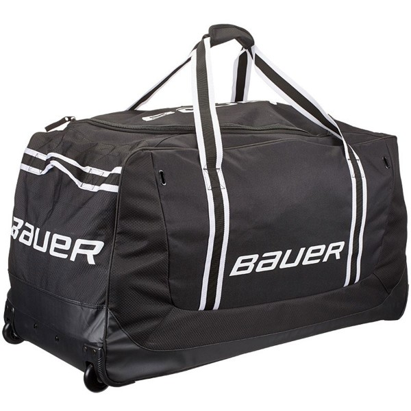 Bauer 13564-RED 650 WHEEL BAG M RED - Hokejová taška