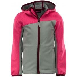 Alpine Pro SAMEO - Detská softshellová bunda