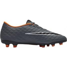 Nike PHANTOM 3 CLUB FG - Pánske kopačky