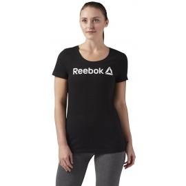 Reebok REEBOK LINEAR READ SCOOP NECK