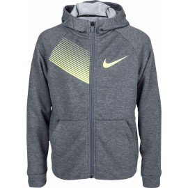 Nike DRY TRAINING HOODIE - Chlapčenská mikina
