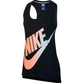Nike SPORTSWEAR TANK LOGO FUTURA - Dámske tielko