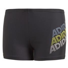 adidas YB LIN BX - Chlapčenské plavky