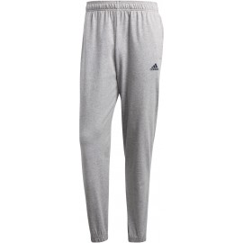 8892b2f8d ... Pánske nohavice. adidas ESSENTIALS TAPERED BANDED SINGLE JERSEY PANT