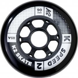 K2 Inline Skating 90MM SPEED WHEEL 4-PACK - Set in-line koliesok