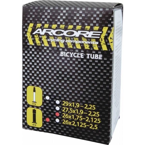 """Arcore A/V 26""""X1,75-2,125 - Cyklistická duša"""