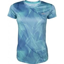 Lotto X RIDE III TEE PRT W - Dámske športové tričko