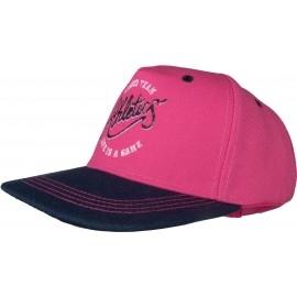 Lewro ASTONY - Dievčenská čiapka s rovným šiltom
