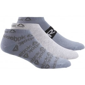 Reebok W FOUND GRPH SOCK 3P - Dámske športové ponožky