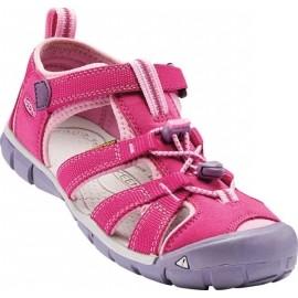 Keen SEACAMP II CNX K - Dievčenské športové voľnočasové sandále