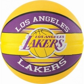 Spalding NBA TEAM BALL LA LAKERS - Basketbalová lopta