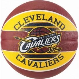 Spalding NBA TEAM BALL CLEVELAND CAVALIERS - Basketbalová lopta