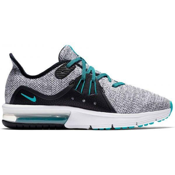 Nike AIR MAX SEQUENT 3 GS - Detská bežecká obuv
