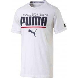 Puma STYLE ATHLETIC TEE - Pánske tričko