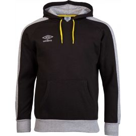 Umbro CONTRAST PANEL FLEECE HOODIE