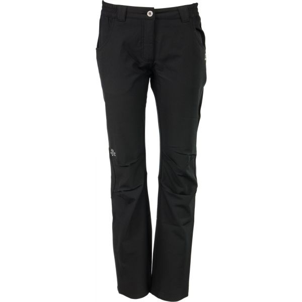 ALPINE PRO RASUA - Dámske softshellové nohavice