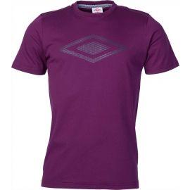 Umbro DIAMOND PRINT TEE - Pánske tričko