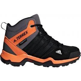 adidas TERREX AX2R MID CP K - Detská outdoorová obuv a3f39bf4257