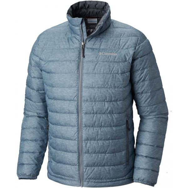 Columbia POWDER LITE JACKET - Pánska zimná bunda