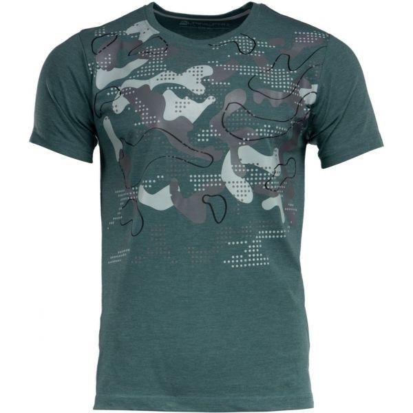 ALPINE PRO NAKOV - Pánske tričko