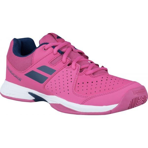 Babolat PULSION AC - Juniorská tenisová obuv