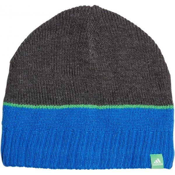 5d5624a9c adidas STRIPY BEANIE - Detská čiapka