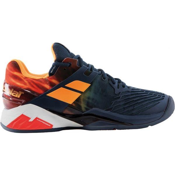 Babolat PROPULSE FURY CLAY - Pánska tenisová obuv