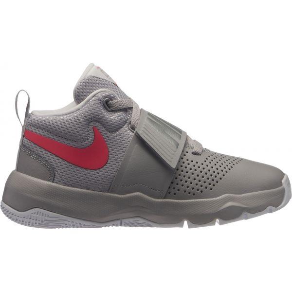 Nike TEAM HUSTLE D8 (GS) - Detská basketbalová obuv