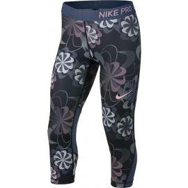 Nike NP CAPRI AOP1 - Dievčenské športové legíny