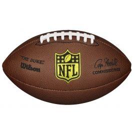 Wilson NFL DUKE REPLICA DEFLATE FB - Šiška na americký futbal