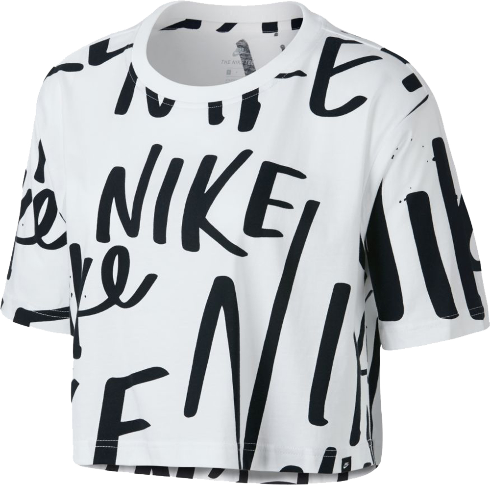 Nike W NSW TEE NIKE AOP CROP | sportisimo.sk