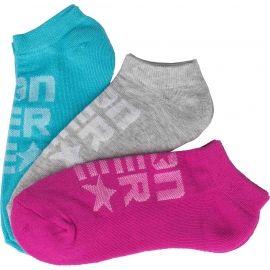 Converse WOMEN'S MESH LOGO - Dámske ponožky