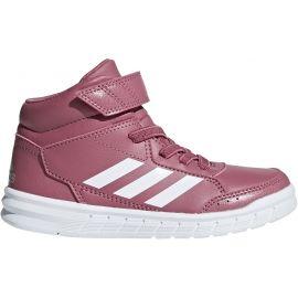 adidas ALTASPORT MID EL K - Detská voľnočasová obuv