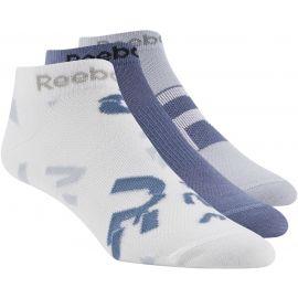Reebok RUN CLUB WOMENS 3P SOCK - Dámske ponožky