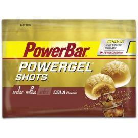 Powerbar GEL SHOTS COLA+KOFEIN 60G