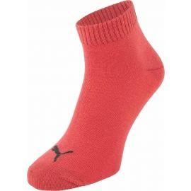 Puma QUARTER PLAIN 3P - Ponožky