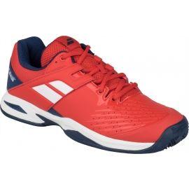 Babolat PROPULSE CLAY JR - Juniorská tenisová obuv
